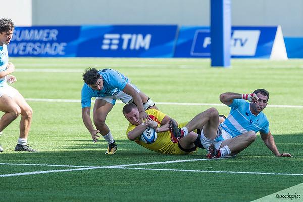 Napoli Summer Universiade 2019 - Rugby7s II