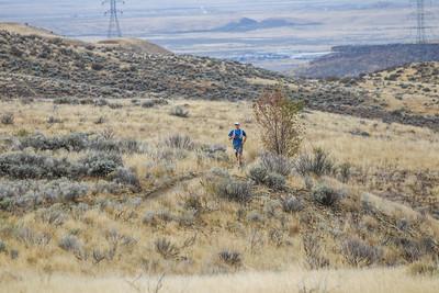 Foothills 50k Frenzy 2012
