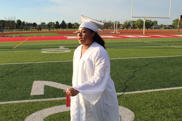 Portage High School Graduation 2020