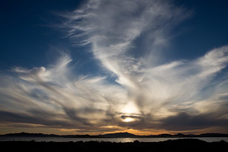 Mount Tam Sunset