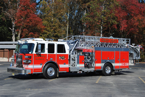 Gloucester County Fire Apparatus