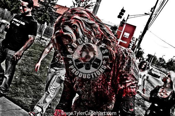 Atlanta Zombie Walk 2012