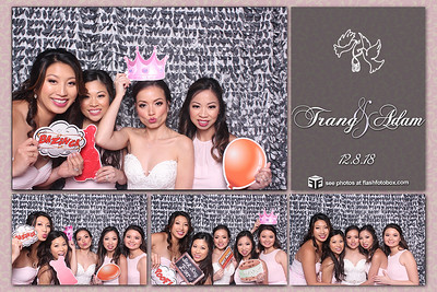 Trang & Adam Wedding - December 8, 2018