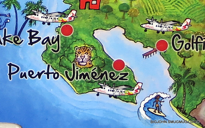 Costa Rica Waterfalls, Monkeys & Snakes @ Lapa Rios 1-29-13