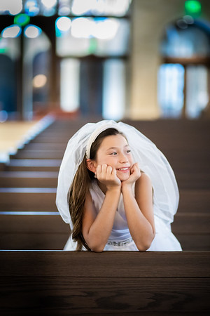 Sofia Holy Communion