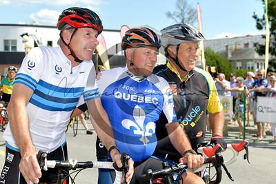 Tour des légendes     Les 50 ans du Tour de l'Abitibi