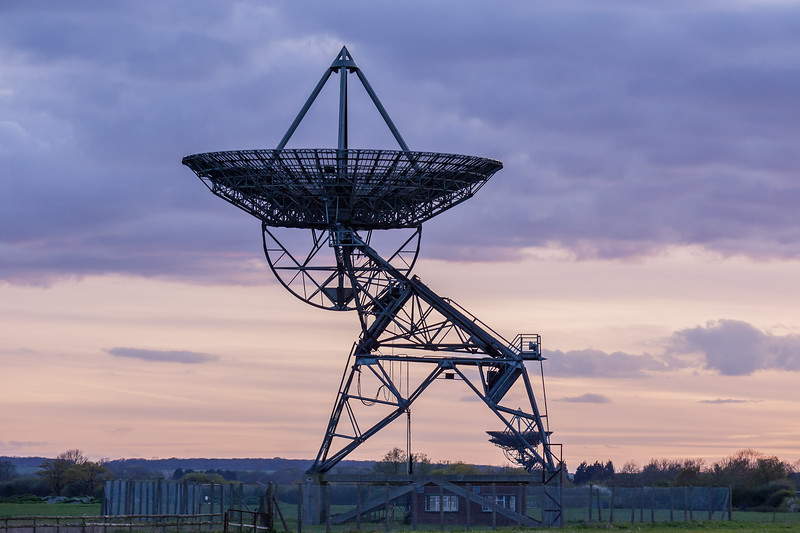 One-Mile Telescope, Cambridgeshire, UK