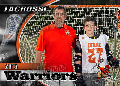 DCLAX U13 TEAM PHOTOS - 2015