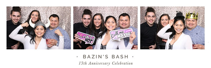 Bazin's 13th Anniversary