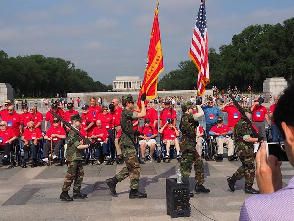 WWII Memorial May 2019