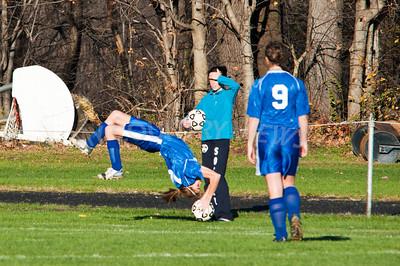 2010 Varsity Soccer Girls