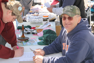 Trout Fishing Derby, via Chamber of Commerce, Schuylkill Trout Unlimited, Tamaqua (4-19-2014)