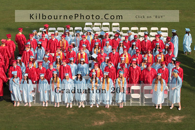 PV Grad Day 2011 From the Bleachers