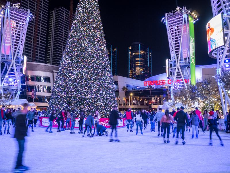 November 23 - LA Live on a brisk 62 degree night in DTLA-4.jpg