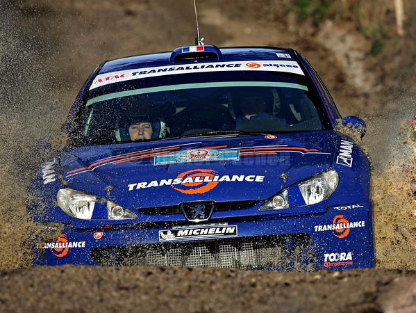 45éme Rallye du Touquet 2005