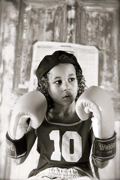 Vintage Boxing Club