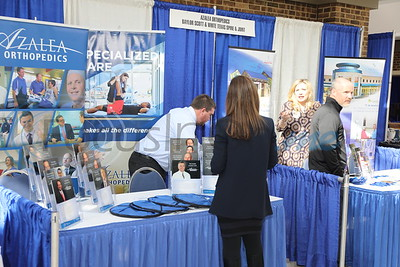 1/17/19 Tyler Area Chamber of Commerce Hosts 25th Annual B2B Expo by David Thomas