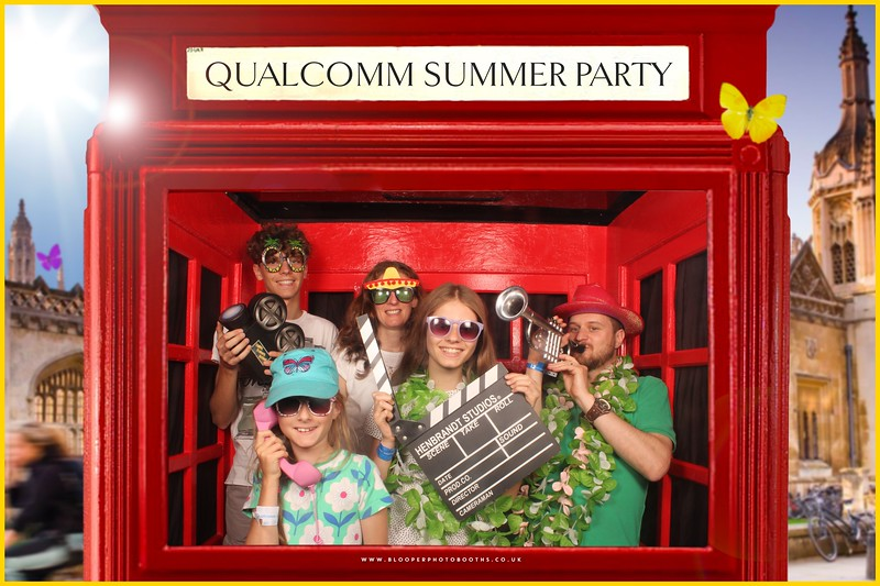 Qualcomm Summer Party 2019