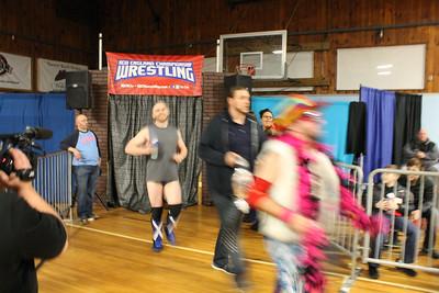 New England Championship Wrestling SuperSlam November 15, 2014