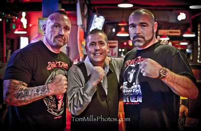 Live Radio Fighter Interviews 12-15-2011