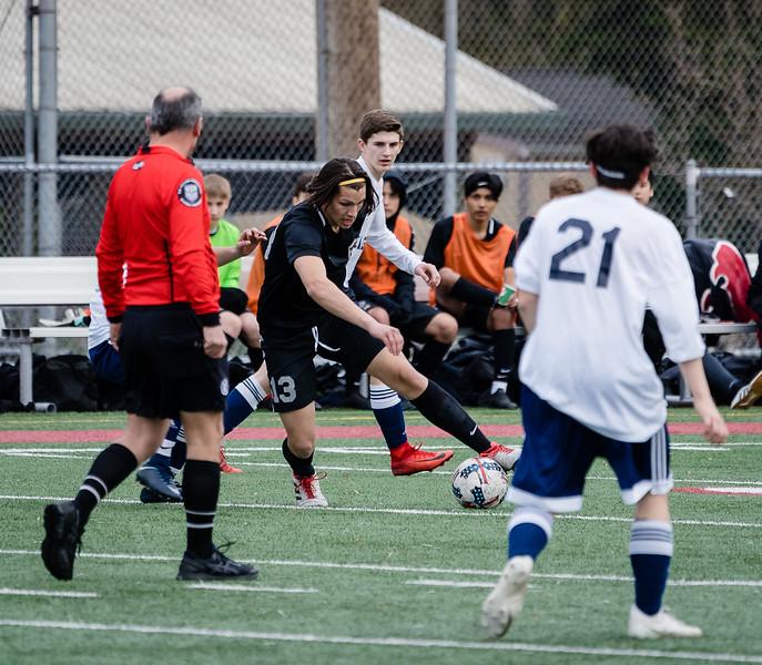 Cedarcrest Soccer Varsity vs. Arlington