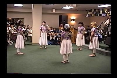 """VIDEO Dance Troop and """"EPHRAIM"""""""