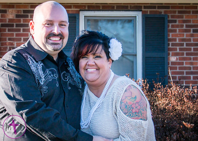 Mr. & Mrs. Tackett