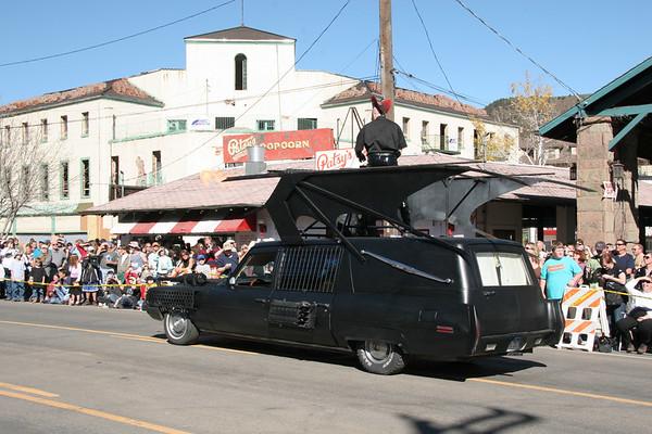 2006 Parade of Hearses