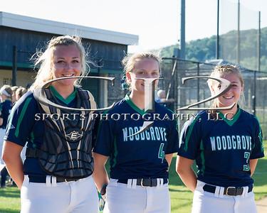 6-2-2017 Freedom at Woodgrove Softball (Varsity)