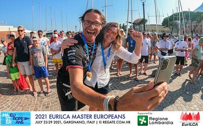 2021 EurILCA Master European Championships