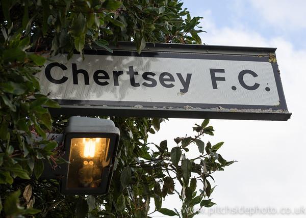 Chertsey Town 3 Uxbridge 2 - Southern League 2/2/13