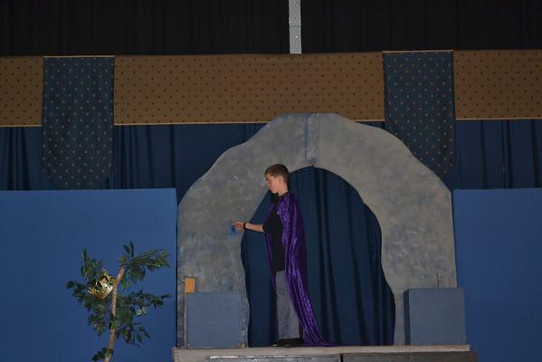 10/18 King's Quandary performance (drama)