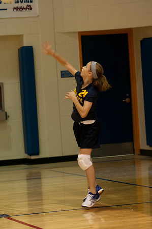 Fall2013- Shelby JHS 7th Grade Volleyball