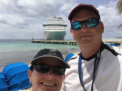 Cruise Carnival Magic - August 2017