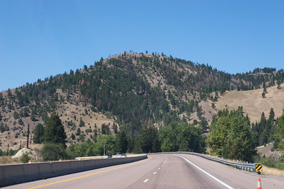 Butte to Missoula