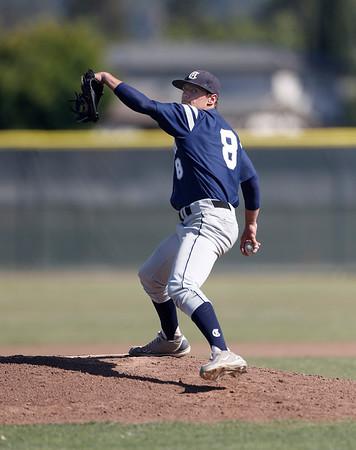 CCS baseball Leigh High School wins 9-2