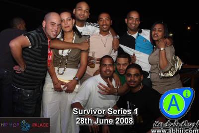 Hip Hop Palace - 28th June 2008
