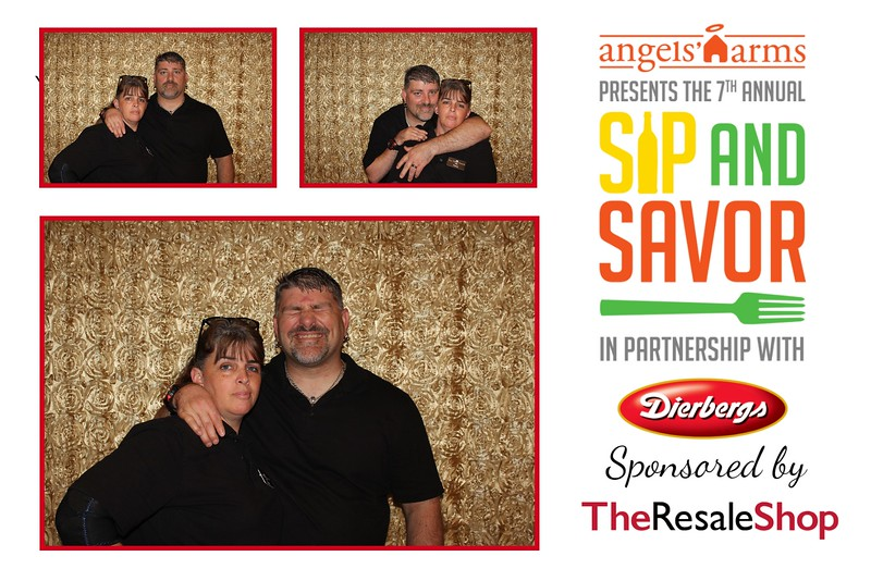 Angel  Arm's Sip and Savor 2019