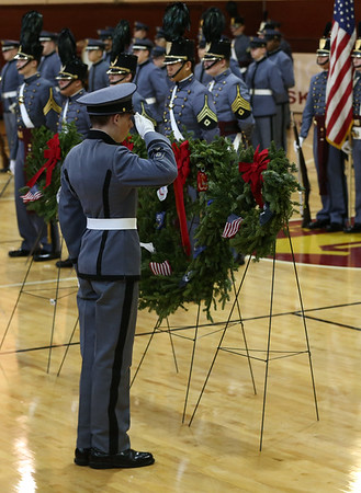 Wreaths Across America at Fishburne Military School