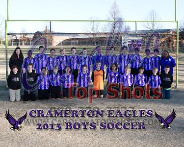 2013 Cramerton Team Photos