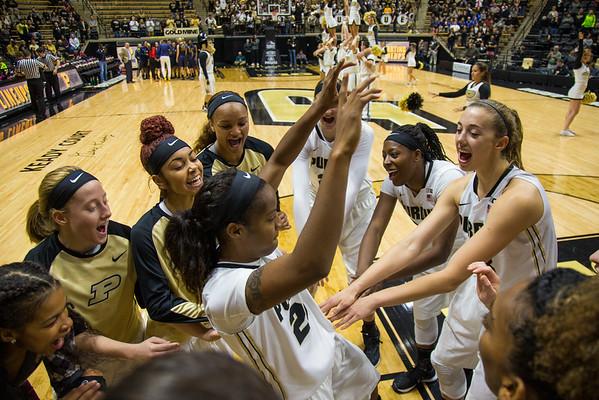 Purdue Women's Basketball