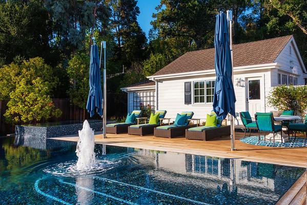 Los Altos Poolside