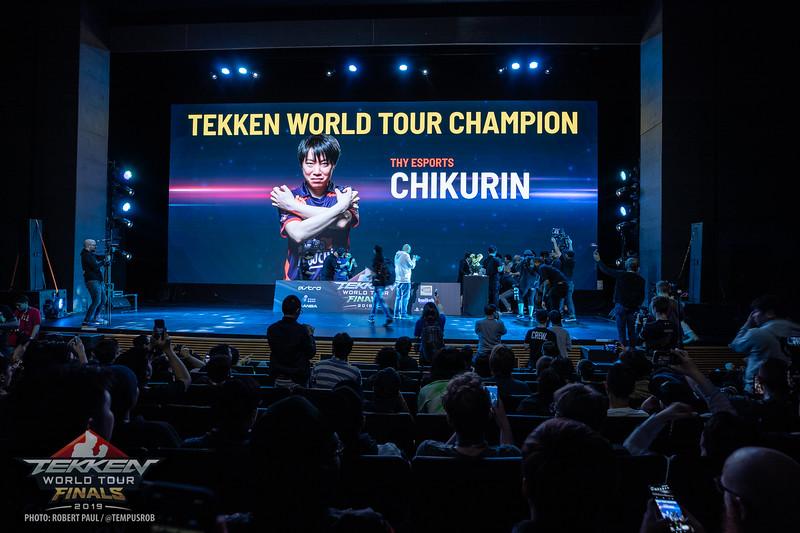 2019-12-08 - Tekken World Tour 2019 Finals / Photo: Robert Paul
