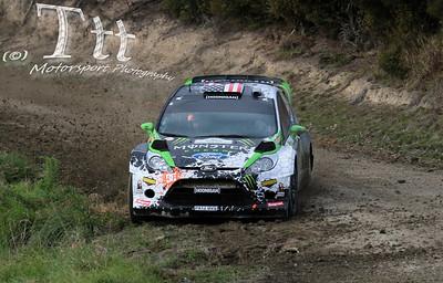 WRC NZ 2012 Sat