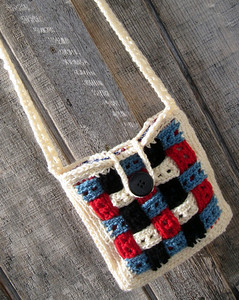 Crochet Works-bags and purses