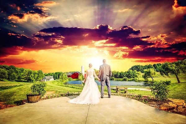 Catherine & Craig Wedding