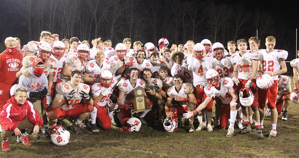 West Carter Post Game 12.11.20