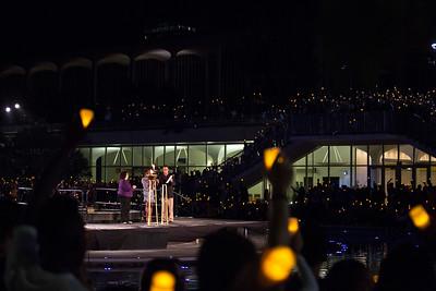 2018 Candlelighting Ceremony