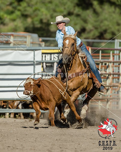 Breakaway Roping- Senior Girls - Friday