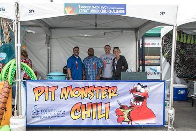 Pit Monster Chili